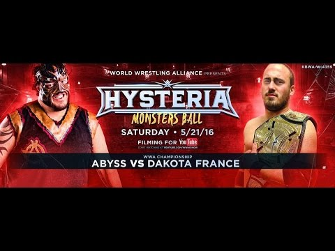 Hysteria 11 - Monster's Ball