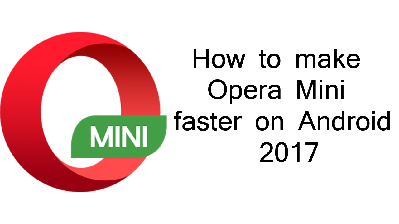 How to connect Opera Mini
