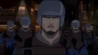 Бэтмен против полиции Готэма