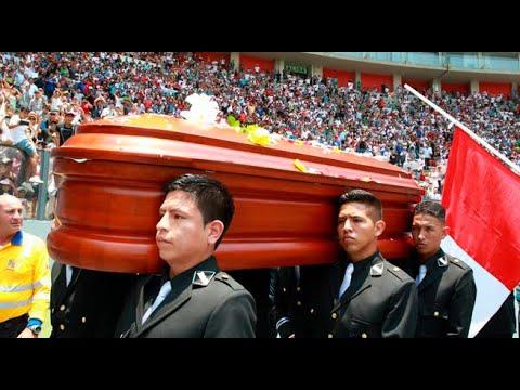 Daniel Peredo: hinchas le dieron el último adiós en el Estadio Nacional