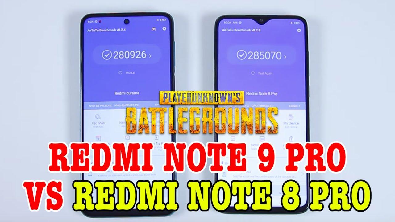 Speedtest Redmi Note 9 Pro vs Redmi Note 8 Pro : KHÔNG THỂ TIN NỔI