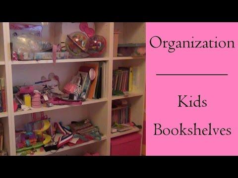 Organization | Kids Bookshelves