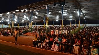 "AFRICA ARISE AND SHINE CONFERENCE 2014 at STADE RWANDA ""Rebirth of a Nation"""