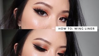 HOW TO ⋆ WING LINER