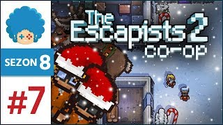 The Escapists 2 PL #7 w/ Eleven | Sezon 8 | Widelec jest OP!