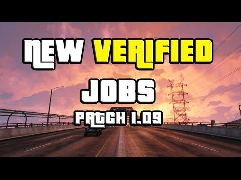 GTA 5 Online Newest Rockstar Verified Jobs (GTA V)