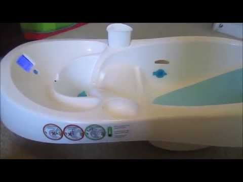 4moms Infant Clean Water Tub