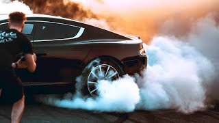 CRAZY CAR BURNOUT PHOTOGRAPHY