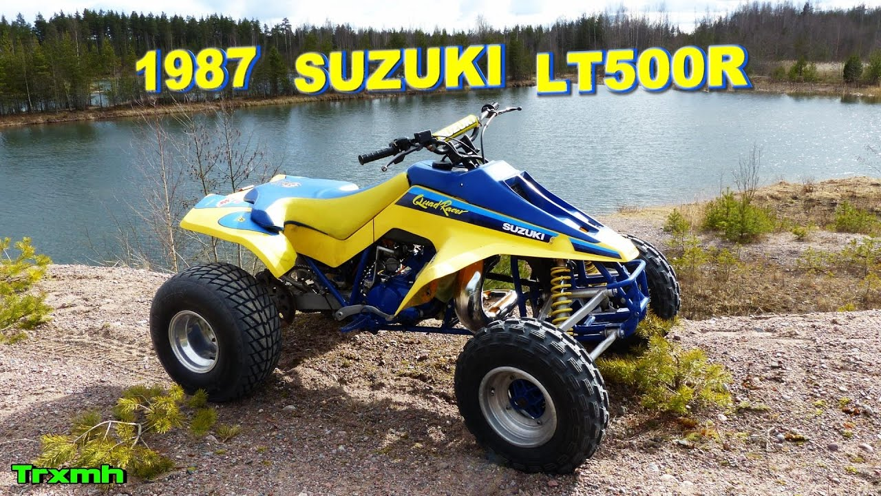 Suzuki Ltr Quadzilla For Sale