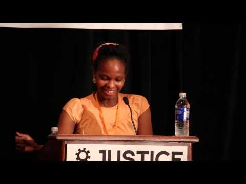Dr. Imani Perry   Justice Works 2014 Keynote Address