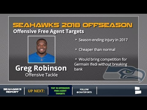 Seattle Seahawks Rumors: Top Offensive Free Agent Targets for 2018 NFL Offseason