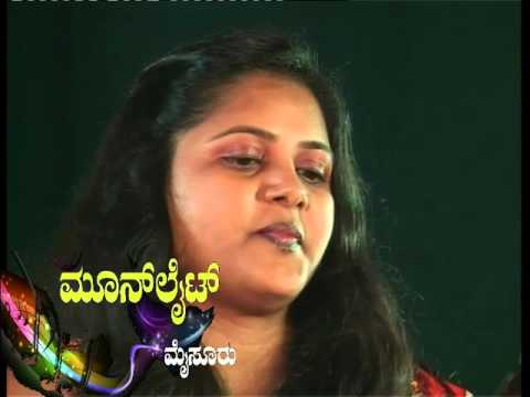 MOONLIGHT ORCHESTRA MYSORE - ANANDAVE MAI THUMBIDE VIDEO SONG