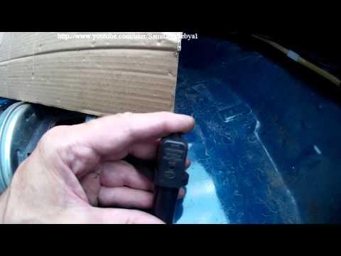 НИВА ВАЗ не заводится. Замена, чистка (ДПКВ) датчика положения коленчатого вала на НИВЕ ВАЗ
