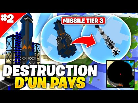 [NationsGlory Lime #2] ON LANCE UNE BOMBE NUCLEAIRE SUR UN PAYS .....(ya plus rien mdr)