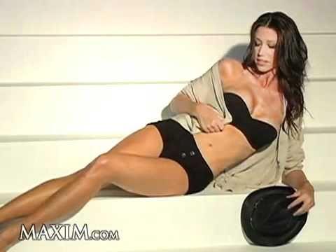Shannon Elizabeth Maxim Cover Shoot