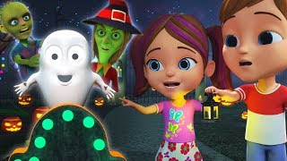 Его Хэллоуин Ночь | Хэллоуин детская песня | фестиваль Хэллоуина | Its Halloween Night in English