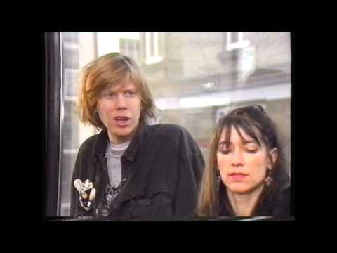 Sonic Youth Interview 1989