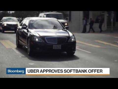 Uber Approves SoftBank