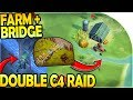 FARM LOCATION + THE BRIDGE - DOUBLE C4 RAID - Last Day On Earth Survival Update 1.9