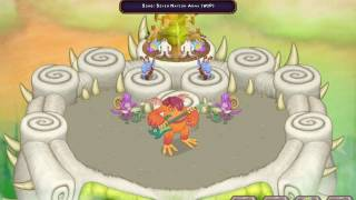 Seven nations army in My Singing Monsters