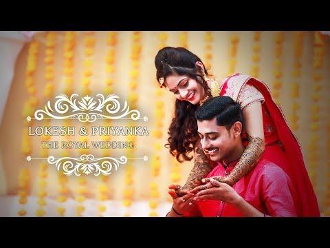 Lokesh + Priyanka | Wedding Highlight