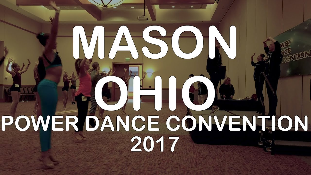 Power Dance Convention | Mason, Ohio 2017
