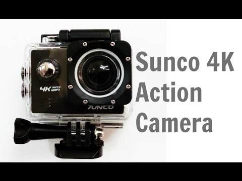 sunco 4k camera the cheapest gopro alternative youtube. Black Bedroom Furniture Sets. Home Design Ideas
