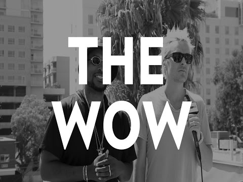 Balthazar Getty & KO The Legend Detail The Wow