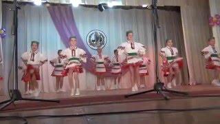 український народний танець гопачок 2016