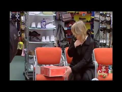 Scary Mice In Shoe Prank