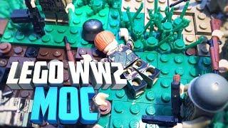 Lego ww2 MOC Операция Market Garden | Лего самоделка по Второй Мировой войне
