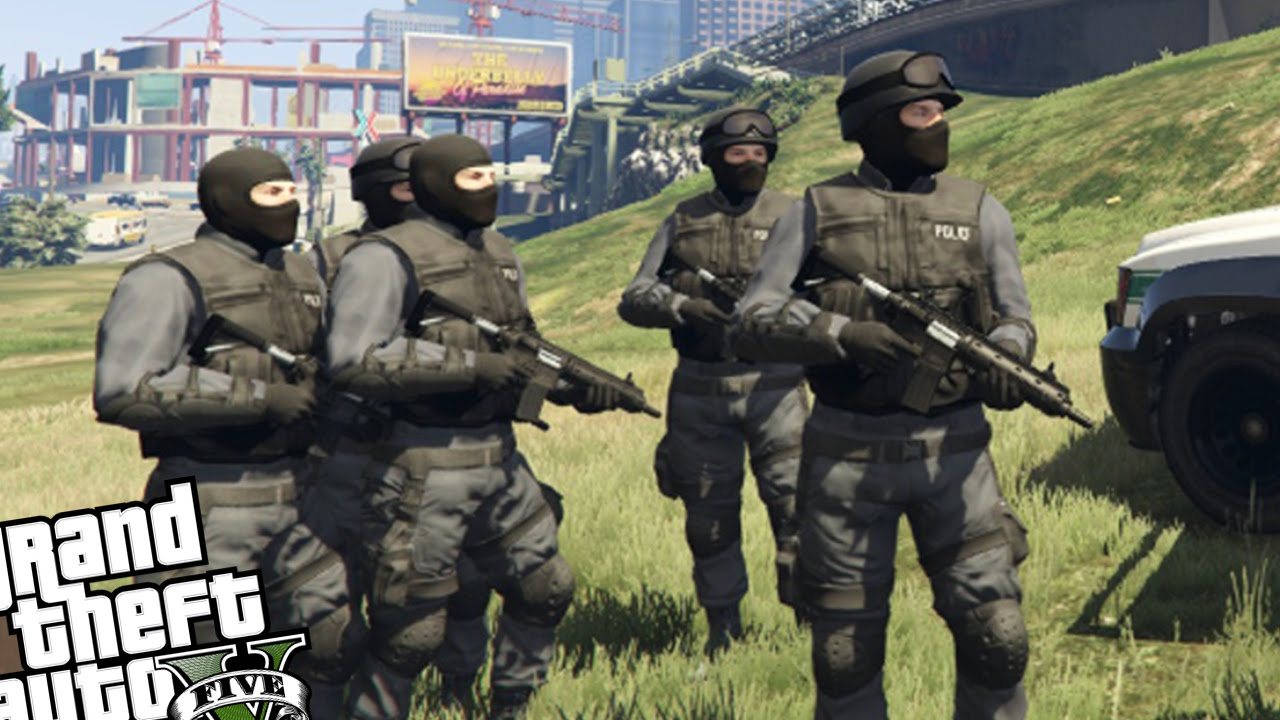 gta 5 swat images galleries with a bite. Black Bedroom Furniture Sets. Home Design Ideas