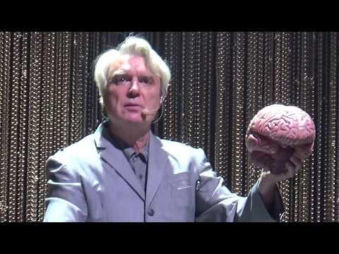 David Byrne: American Utopia Tour - Birmingham Symphony Hall, 17th June 2018