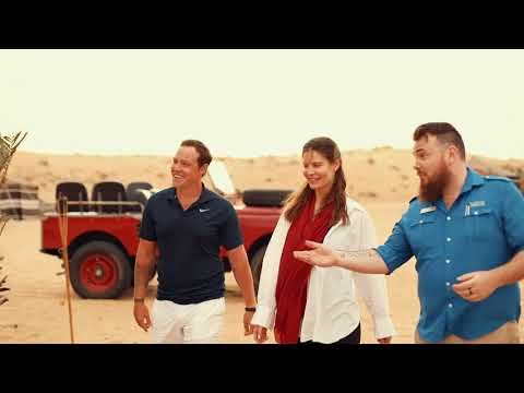 Under The Stars – Desert Camping Staycation by Platinum Heritage