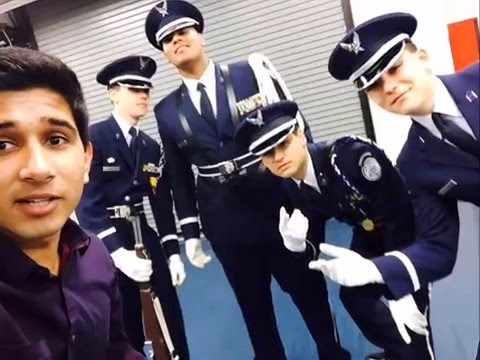 "Old Bridge High School AFJROTC ""A Year in Review 2015-16"""