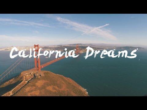 CALIFORNIA DREAMS (LA, SAN FRANCISCO, SANTA MONICA)