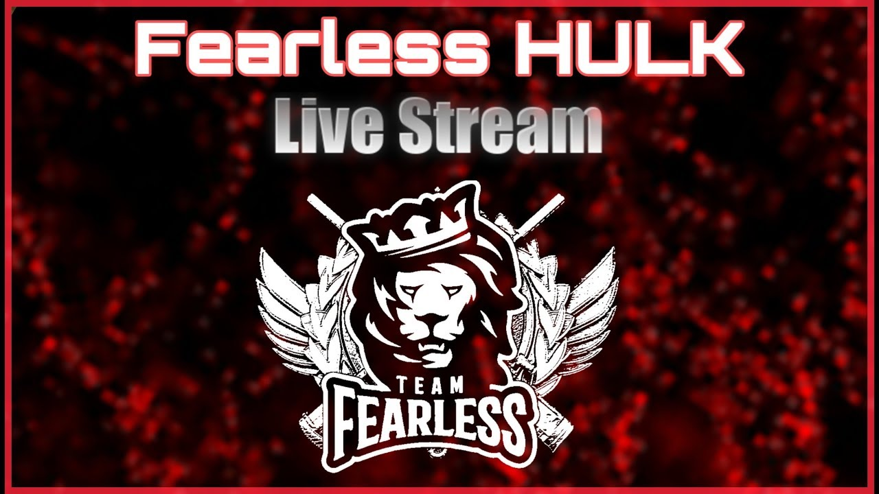 Fearless Stream
