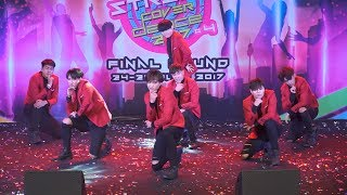 170624 BRUTE cover BTS - RUN + Am I Wrong + Not Today @ J&K Street Cover Dance 2017 (Final)
