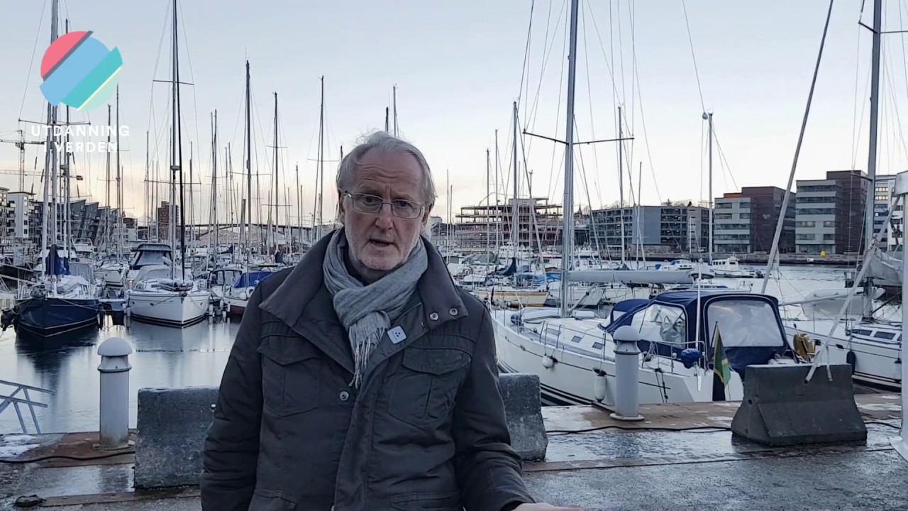 Utdanning i verden- Eyvind Hellstrøm