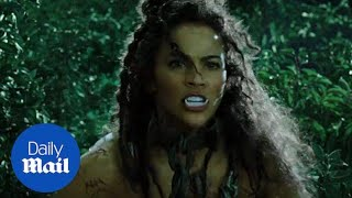 Paula Patton on her transformation for new Warcraft film - Daily Mail