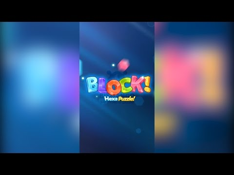 Block! Hexa Puzzle - Free game iOS - Gameplay Video 20/ 11/2016 thumbnail