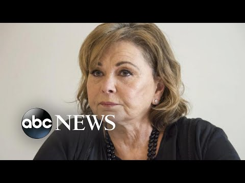 Roseanne Barr makes tearful apology in first  since 'Roseanne' cancellation