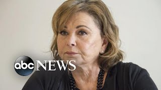 Roseanne Barr makes tearful apology in first interview since 'Roseanne' cancellation