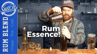 Tasting Home Made Rขm & Making Rum Essence