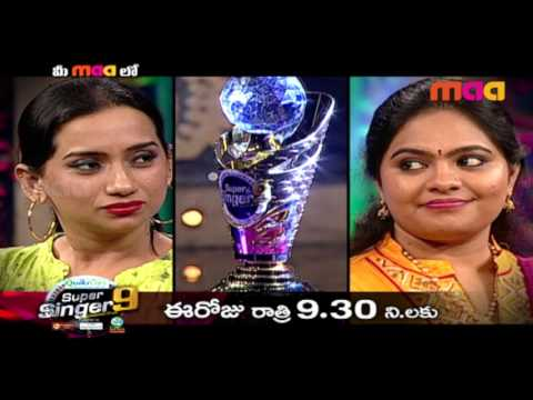‪Super Singer 9‬ .. Grand Finale .. Today at 9:30 PM on Maa TV
