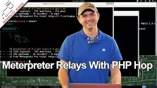 Meterpreter Relays With PHP Hop - Metasploit Minute