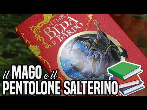 ASMR ~ Le Fiabe Di Beda Il Bardo // Il Mago E Il Pentolone Salterino