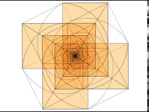 Sacred Geometry and The Phi Ratio