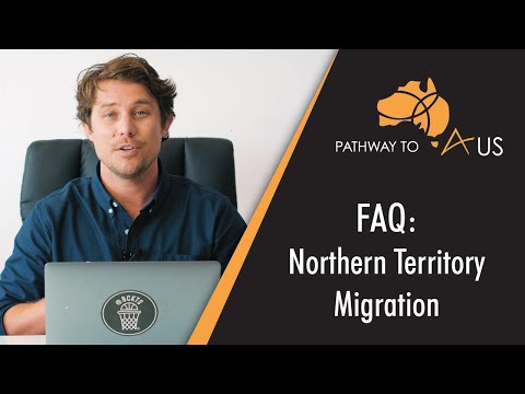 Northern Territory Migration