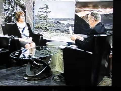 Interview on Shaw TV Nanaimo